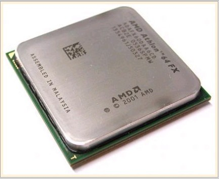 Chip de AMD, competidor directo de Intel (via Blog Salmón)