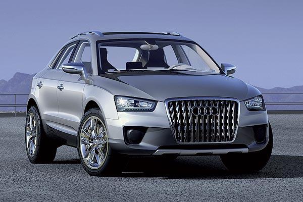 El nuevo Audi Q3