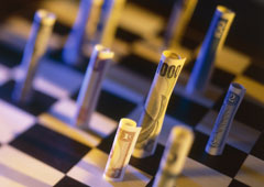 tablero-ajedrez-con-billetes
