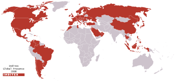 Internacionalización de Inditex