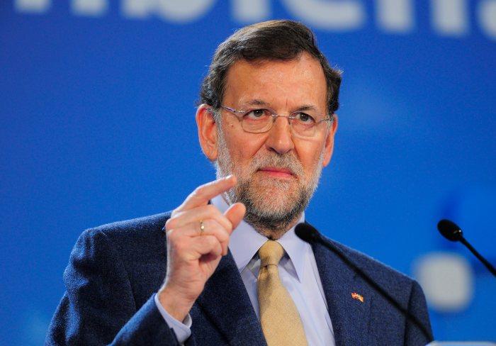 Rajoy en una de sus apariciones
