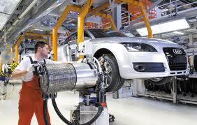 Producción coches