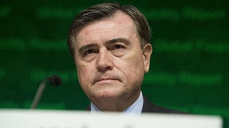 Jose Viñals, el director de asuntos monetarios del FMI