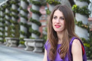 Viviana Fernández, fundadora de la empresa de zapatos y accesorios Lolita Blu