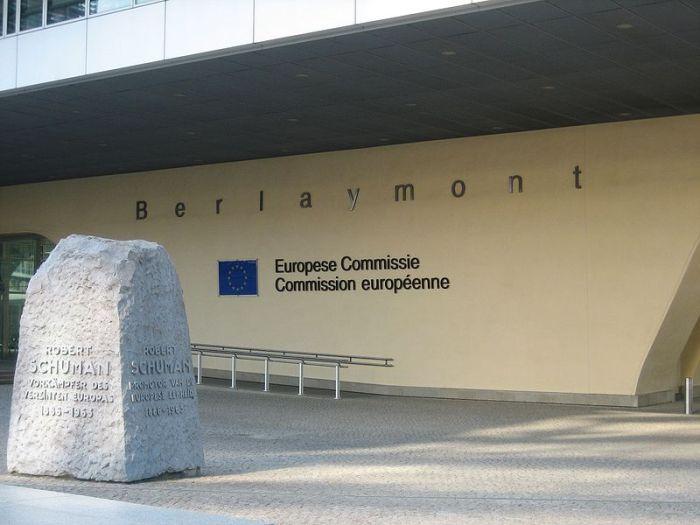 Commissione-Europea-Ingresso-Palazzo-Berlaymont-Imc