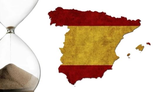 España paralizada