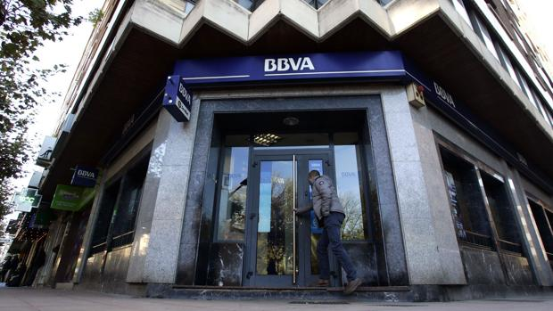 Bbva cerrar 130 sucursales hasta final de a o watching for Oficina bbva mas cercana