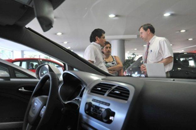 venta-de-coches-en-2012