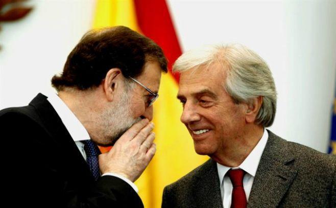 tomas-elias-gonzalez-benitez-URUGUAY--Venezuela--Rajoy-pidi--acuerdo-para-elecciones-y-V-zquez--no-aislarla-