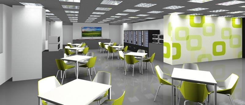 Un comedor cada 50 empleados watching international economy - Comedor empresa ...