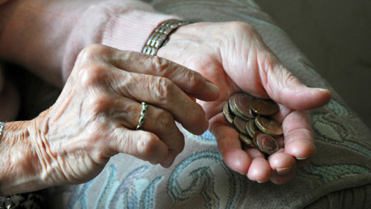 Elderly stock