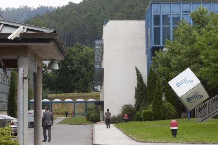 BILBAO - PAIS VASCO 22-07-2009 - EMPRESA ITP EN EL PARQUE TECNOLOGICO