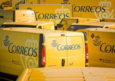La cnmc multa a correos con euros por no llevar la for Telefono oficina de correos
